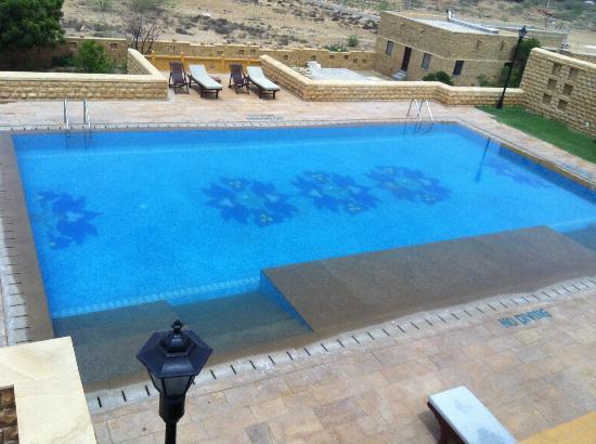 Hotel Rawalkot Jaisalmer: Pool