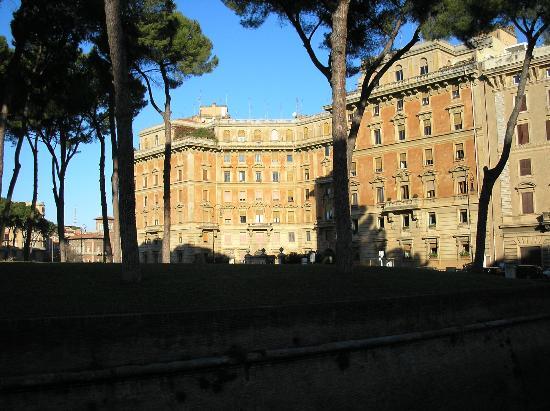 Roma dei Papi - Hotel de Charme : Vista del edificio