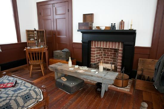 Dabbs House Museum: Historic Portion of Dabbs House