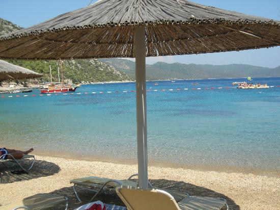 Hapimag Resort Sea Garden: la spiaggia