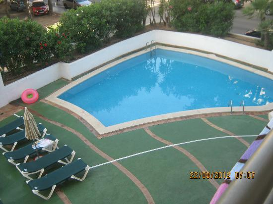Smallest Pool Other One Aint That Much Bigger Picture Of Protur Atalaya Apartments Cala