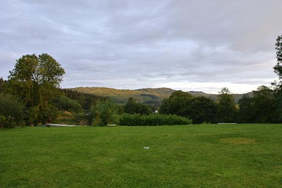 EcoYoga Centre: The view