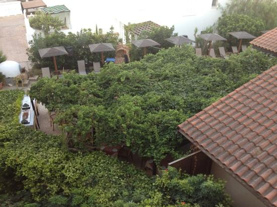 Anais Bay Hotel: view from room 204