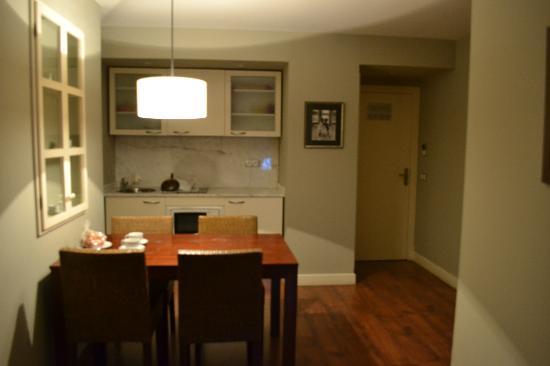 HG Cerler: Apartamento 2-4p. Cocina-Comedor