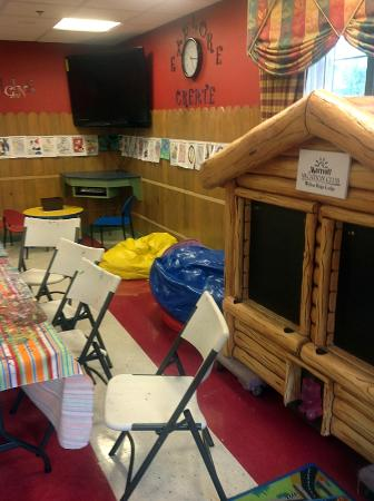 Marriott's Willow Ridge Lodge: Kids & Crafts