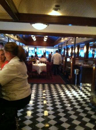 Buckhead Diner : Great food...don't be fooled by the name!