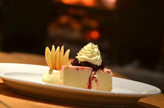 Monsoon Bar & Restaurant: Desserts
