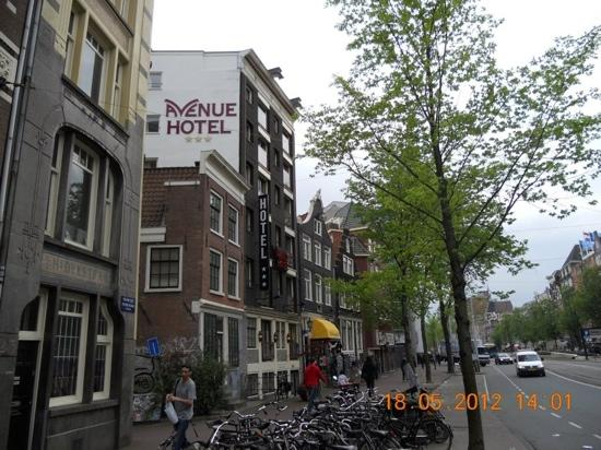 Avenue Hotel: Hotel Avenue