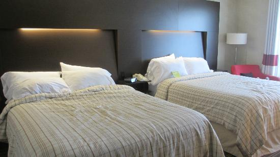 Four Points by Sheraton Levis Convention Centre: Great night sleep here