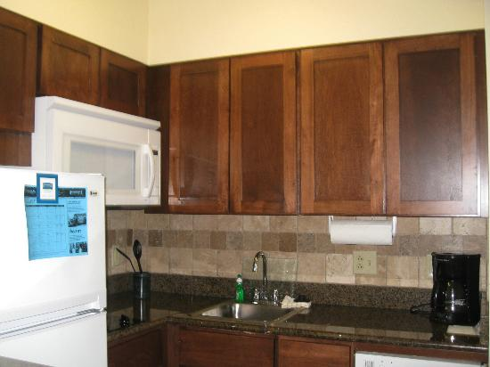Staybridge Suites Harrisburg: Kitchen