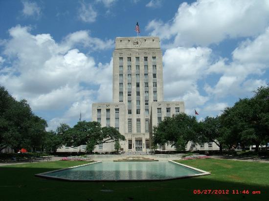 City Hall: Visitors Center