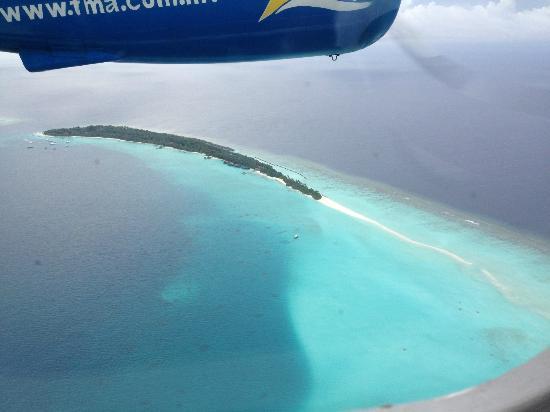 Kuramathi Island Resort: La isla que ocupa el resort