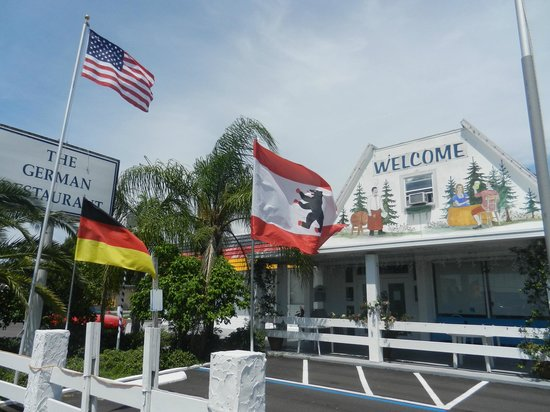 The German Restaurant in Holiday/Pasco - Florida