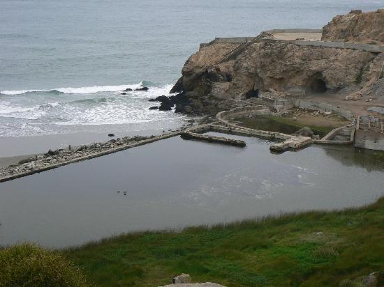 Louis' Restaurant : view from restaurant