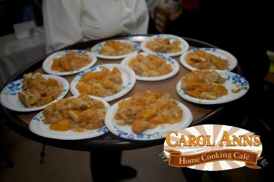 Carol Ann S Home Cooking Cafe
