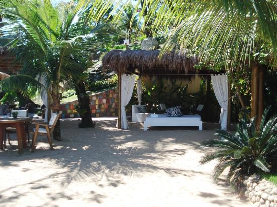 DPNY Beach Hotel & Spa: Lounge