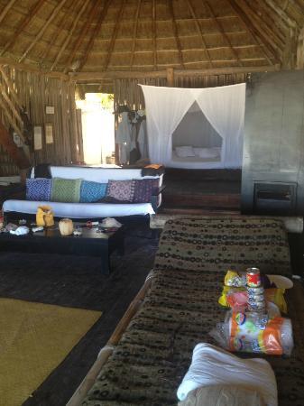 Uno Astro Lodge: Cabanas Electra