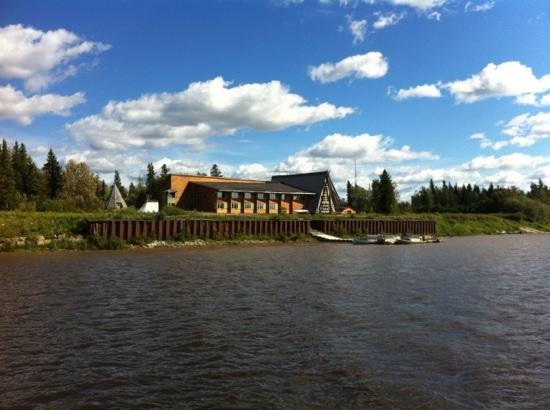 how to get to cree village ecolodge