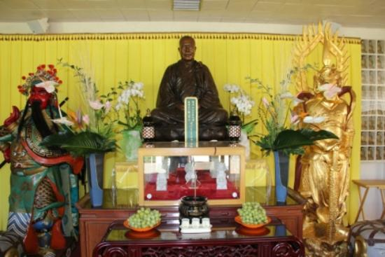 The City of Ten Thousand Buddhas: Founder Status