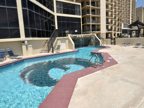 Phoenix Condominiums: Pool