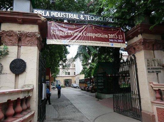 比拉工业科技博物馆