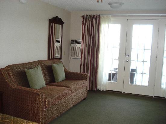 Atlantic Oceanside Hotel and Event Center: Room Sample