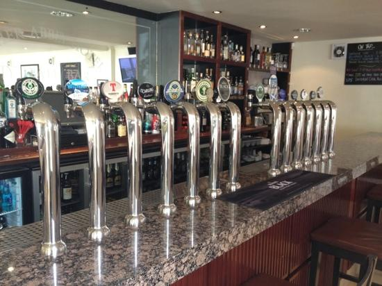 Nether Abbey Hotel: the best tap in East Lothian??