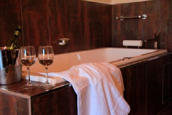 Siesta Villa Motel: Spa