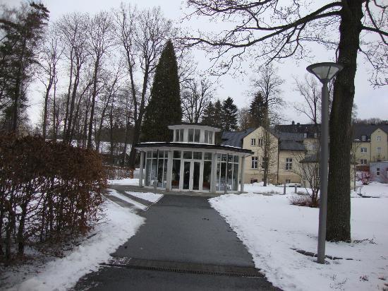 Kurpark-Hotel Warmbad
