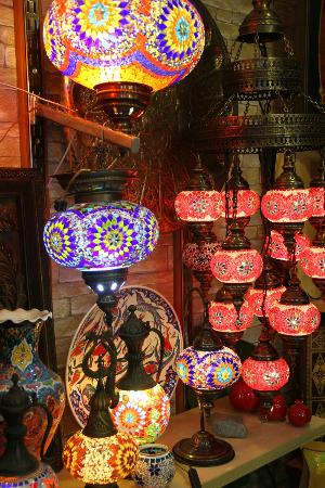 Izmir, Turkey: tons of cool turkish wares to find!!