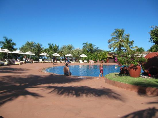 The LaLiT Golf & Spa Resort Goa : Pool - great for adults and kids!