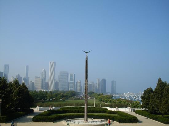 Grant Park: Park