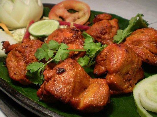Omar Shariff Authentic Indian Cuisine: Omar Shariff Chicken Tikka