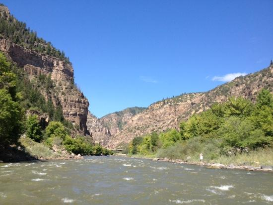 Timberline Tours: rolling down the river