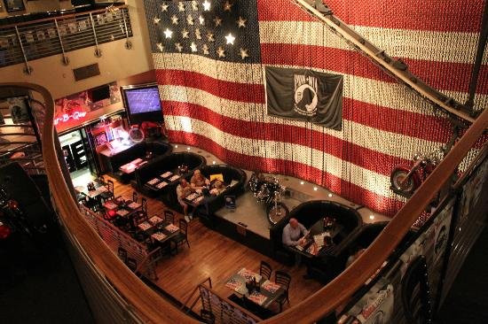 Harley Cafe Las Vegas Menu