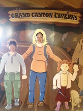 Grand Canyon Caverns: fun