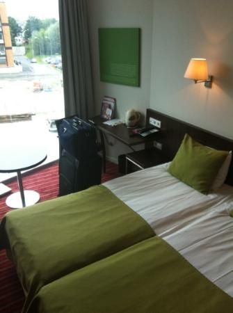 Park Inn by Radisson Meriton Conference & Spa Hotel Tallinn: Hotel