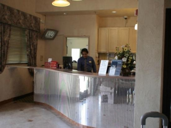Ramada San Bruno SFO Airport : Office & Reception (2 in 1)