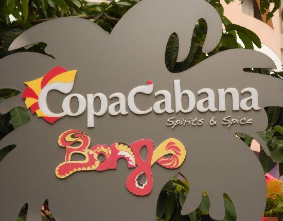 Indian Restaurant Near Copacabana