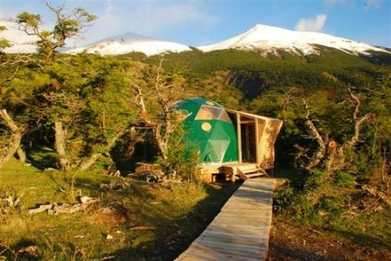 Ecocamp Patagonia: Our Suite Dome