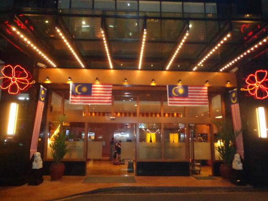 Capitol Hotel: Entrance