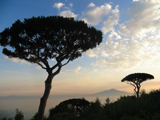 Torre Cangiani: More views - Mount Vesuvius