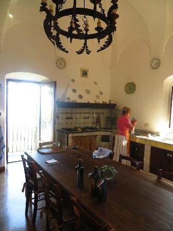 Torre Cangiani: The Kitchen