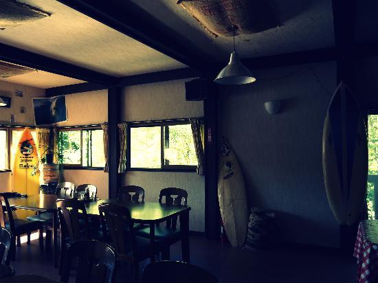 NORTHSTAR Alpine Lodge : dining room