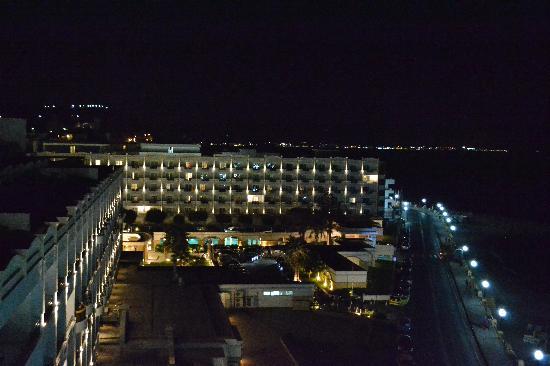 Mitsis La Vita Beach Hotel: Η θέα από το δωμάτιο