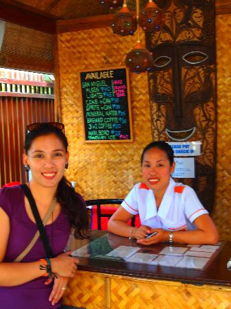 Tres Pension: with ate Joy
