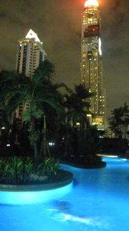 Amari Watergate Bangkok: 8th floor view