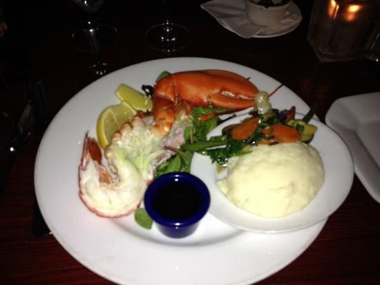 Meritage: half lobster