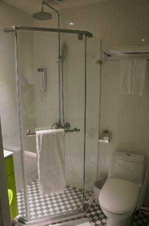 CityInn Hotel Plus - Taichung Station Branch: Shower