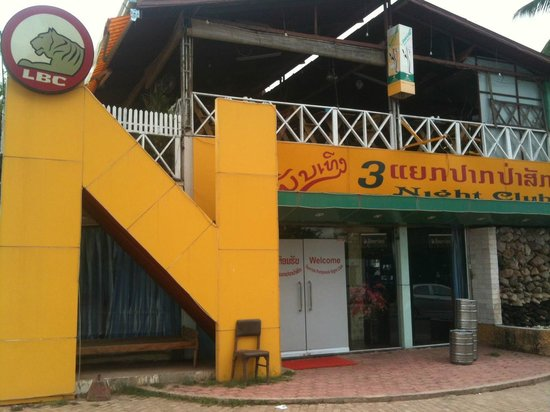 Sayasak Pakpasak Restaurant: Pakpasack Khemkong Restaurant and Nightclub